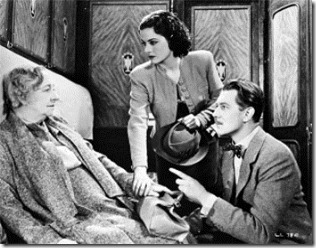 The Lady Vanishes as thriller