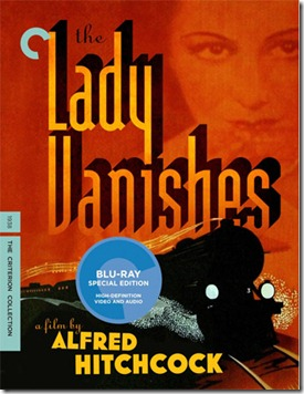 The Lady Banishes Blu-ray Packaging