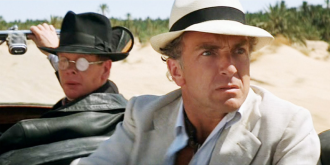 Taking Raiders of the Lost Ark off my A+ List – Bayflicks